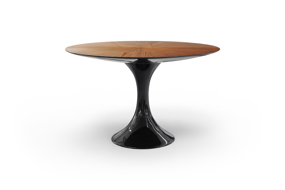 Jade Round Dining Table