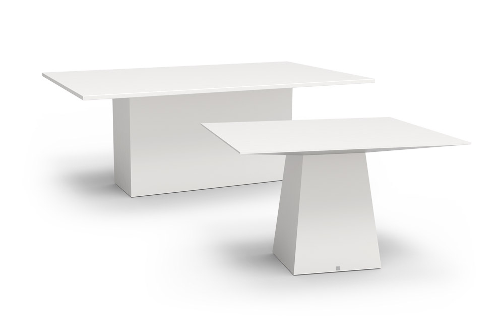 Quadra Dining Tables White