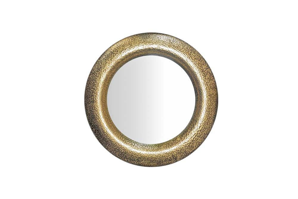 Millenium Mirror Aged Gold Color