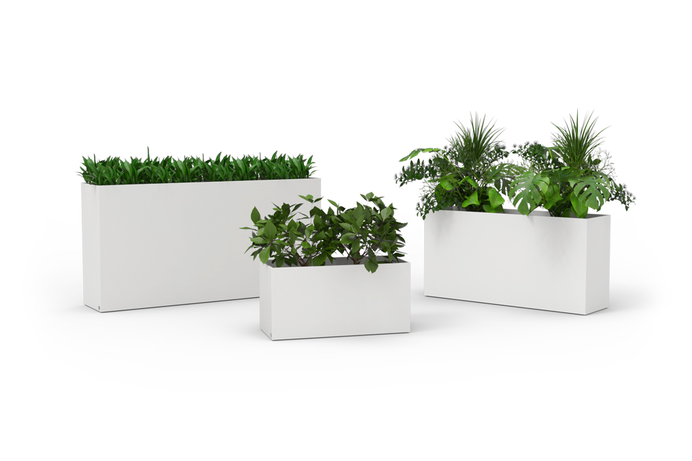 Quadra Planter in Stock