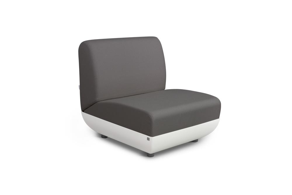 Victoria Sofa 1 Seat for Outdoor in Stock