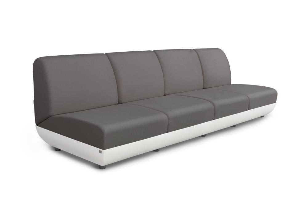 Victoria Sofa 4 Seats for Outdoor in Stock
