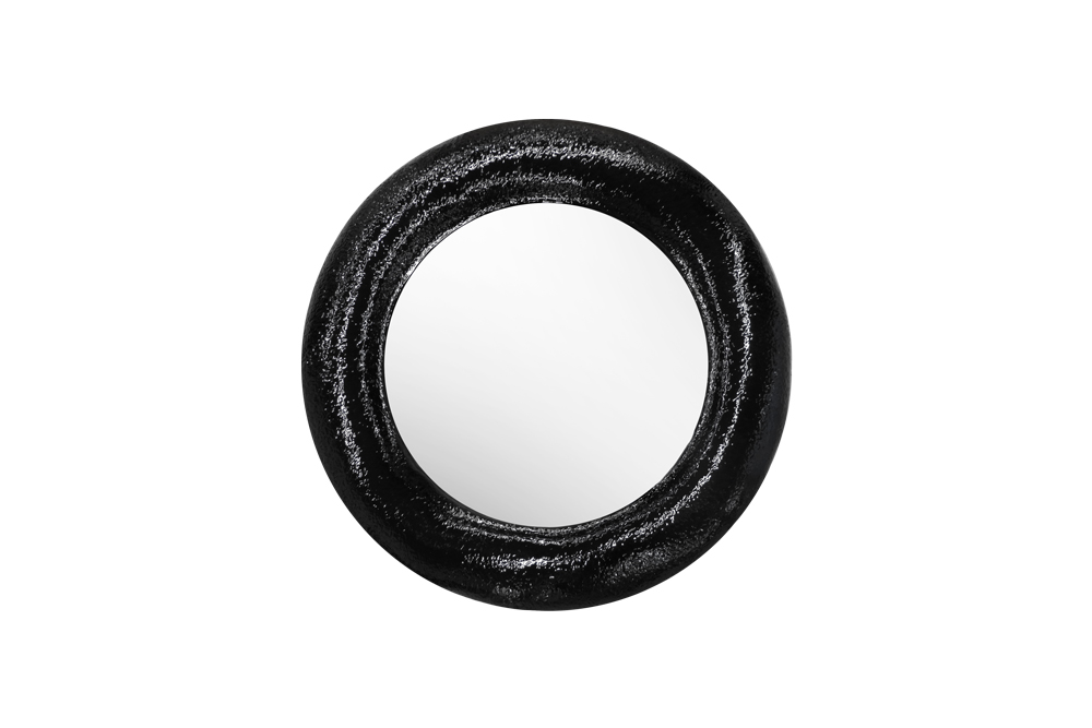 Millenium Mirror Black