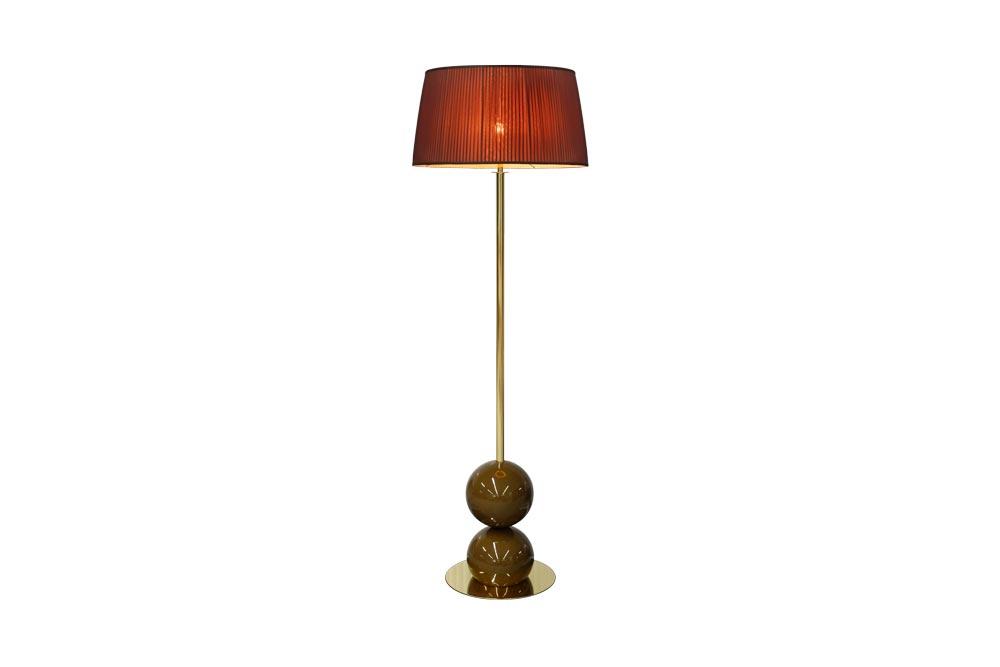 Museu Floor Lamp in Stock