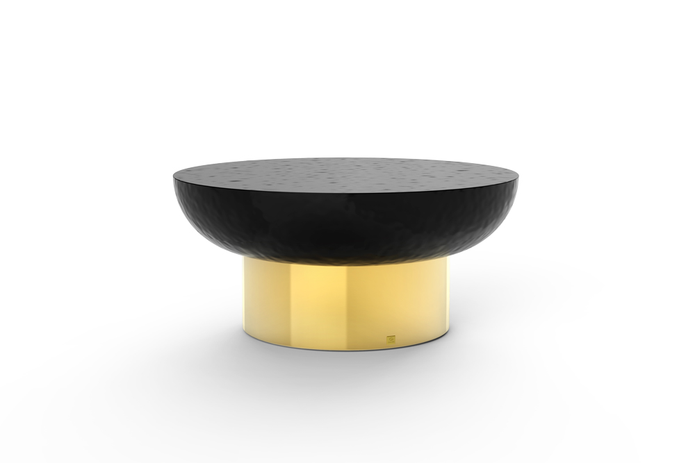 Lotus Coffee Table in Stock