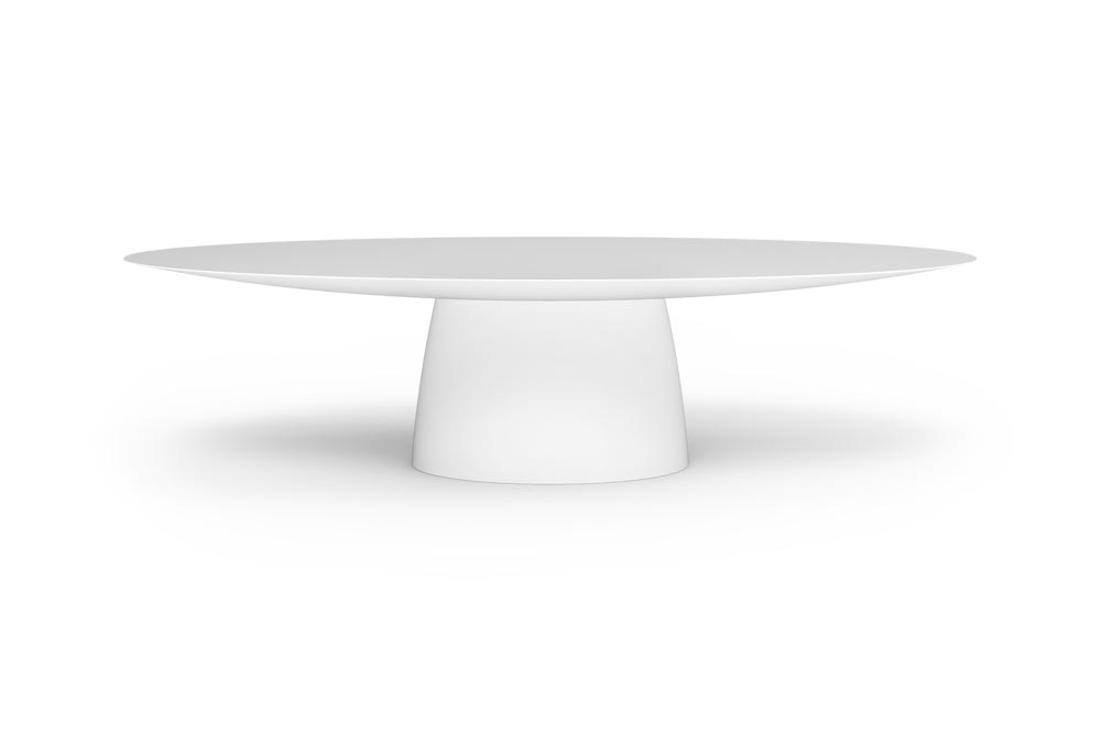 Magna Dining Table for Outdoor in Stock