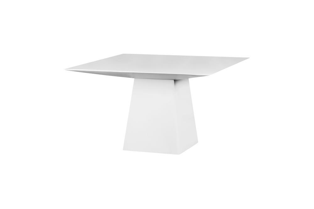 Quadra Quadrangular Dining Table for Outdoor in Stock