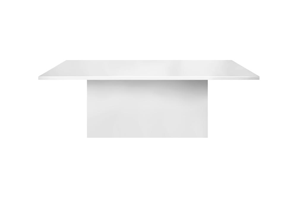 Quadra Rectangular Dining Table for Outdoor in Stock