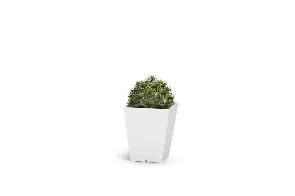 Quadra Vase S for Outdoor in Stock